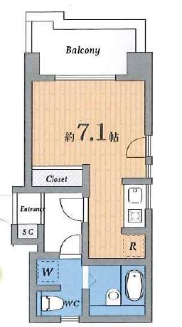 【クラッセステイ】北大前4