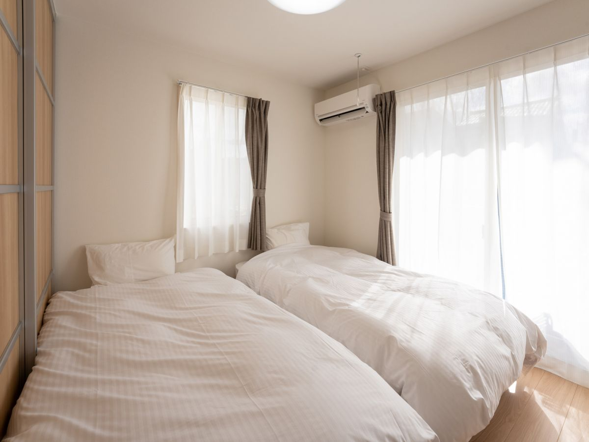 石川県金沢市のウィークリーマンション・マンスリーマンション「BEANS STAY石引 1LDK」メイン画像