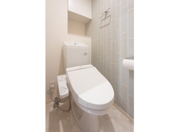 トイレ/温水洗浄便座つき