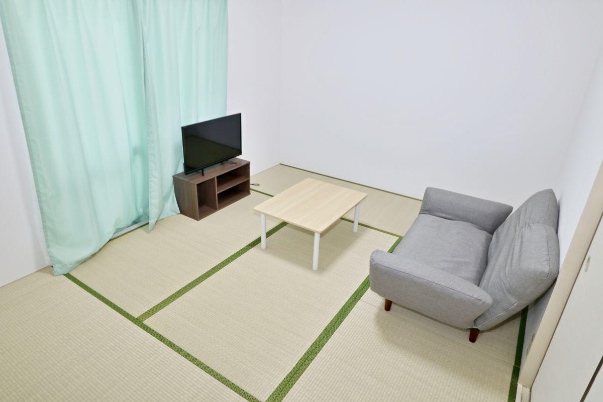 岡山県のウィークリーマンション・マンスリーマンション「鶴新田 YKマンスリー 3DK」メイン画像