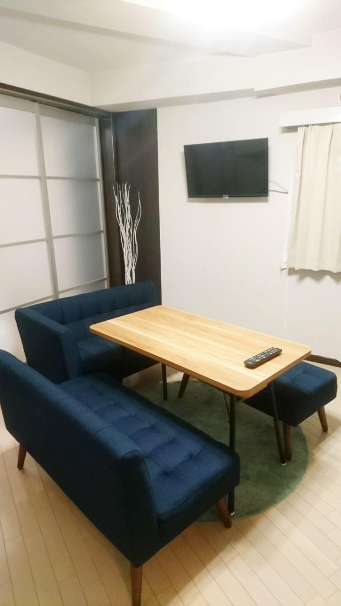 東京都豊島区のウィークリーマンション・マンスリーマンション「目白WMマンション 2DK」メイン画像