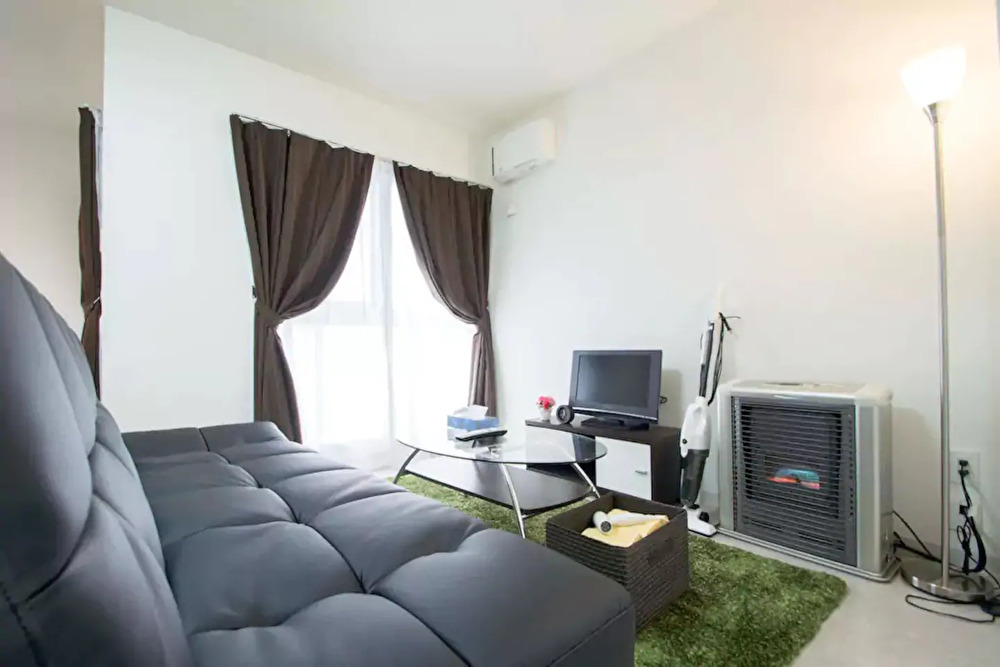 札幌市のマンスリーマンション「メイプルマンスリー南12条」メイン画像
