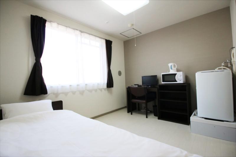 千葉県のウィークリーマンション・マンスリーマンション「ユニオンマンスリー柏1 212 1R・シングル」メイン画像