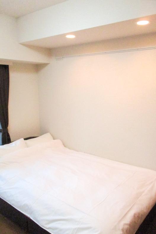 東京都のユーアンドアールホテルマネジメント株式会社のウィークリーマンション・マンスリーマンション「ユニオンマンスリー田町8 605 1K・セミダブル」メイン画像
