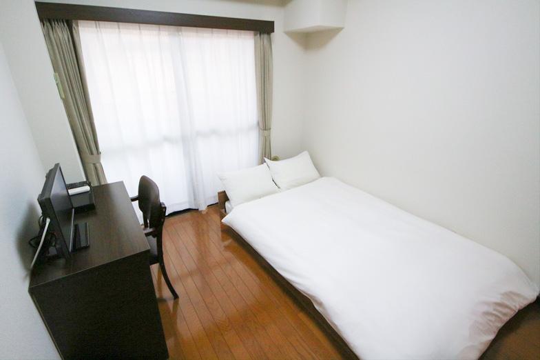 埼玉県のウィークリーマンション・マンスリーマンション「ユニオンマンスリー大宮2 827 1K・シングル」メイン画像