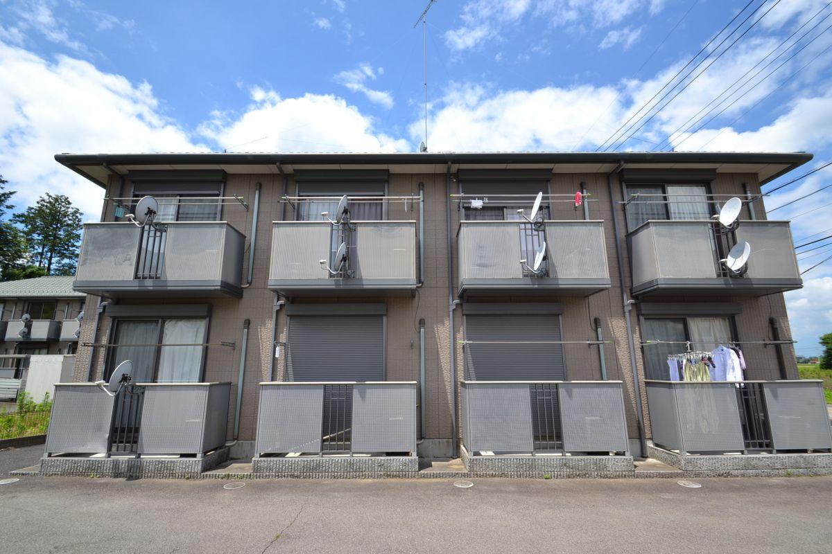 栃木県のウィークリーマンション・マンスリーマンション「クレスト大夢(マンスリー) 1K」メイン画像