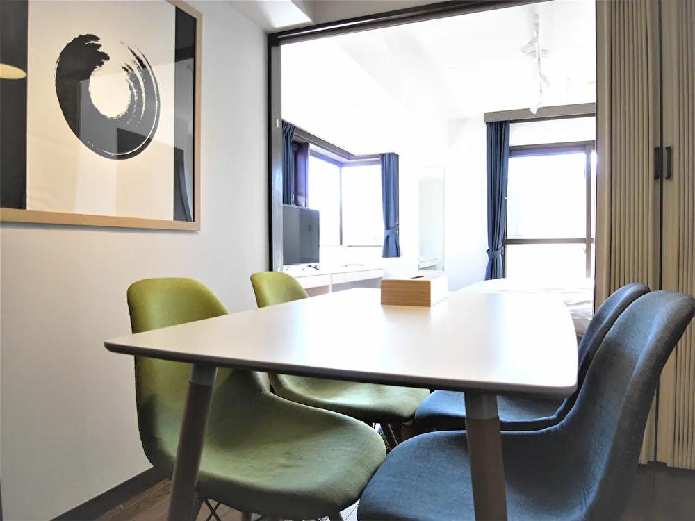 北海道札幌市中央区のマンスリーマンション「クラシックハイム」メイン画像