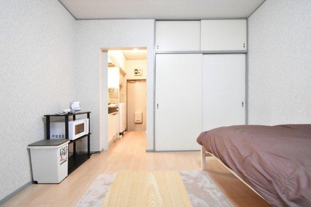 東京都小平市のウィークリーマンション・マンスリーマンション「プライム津田 」メイン画像