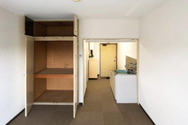 東京都羽村市のウィークリーマンション・マンスリーマンション「キャッスル羽村 」メイン画像