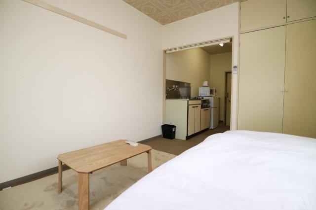 東京都羽村市のウィークリーマンション・マンスリーマンション「TKレジデンス 」メイン画像