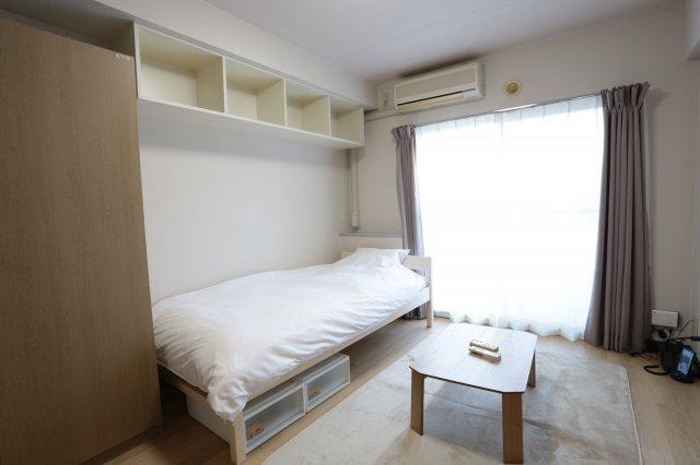 東京都小平市のウィークリーマンション・マンスリーマンション「HANAKO M 」メイン画像