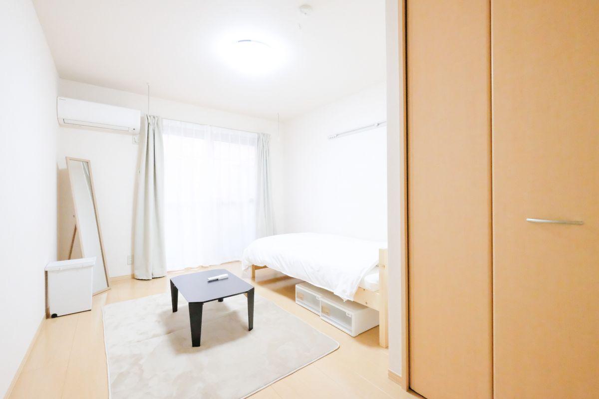 所沢駅(西武池袋・豊島線)のウィークリーマンション・マンスリーマンション「モナリエ F 」メイン画像