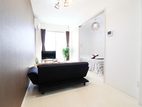 広島県のウィークリーマンション・マンスリーマンション「Kマンスリー福山三吉」メイン画像