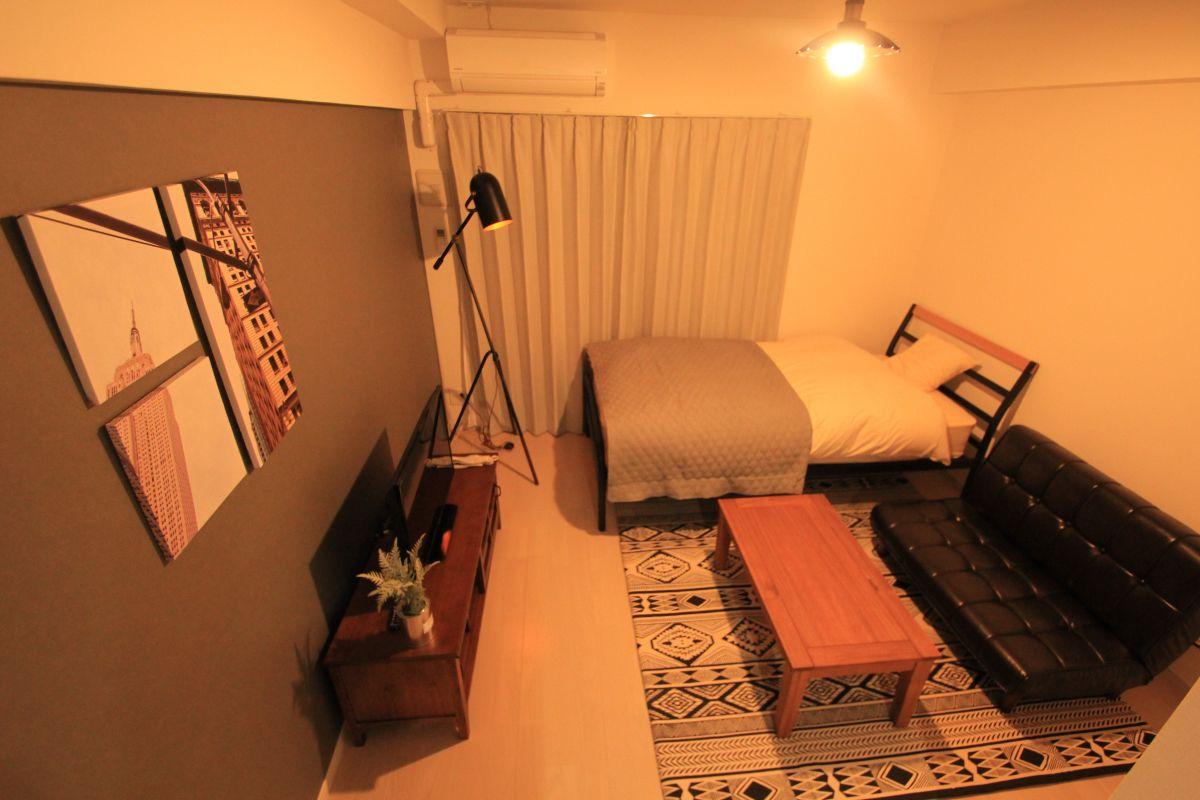 日本全国のウィークリーマンション・マンスリーマンション「アパマンショップマンスリー紺屋町 1R」メイン画像