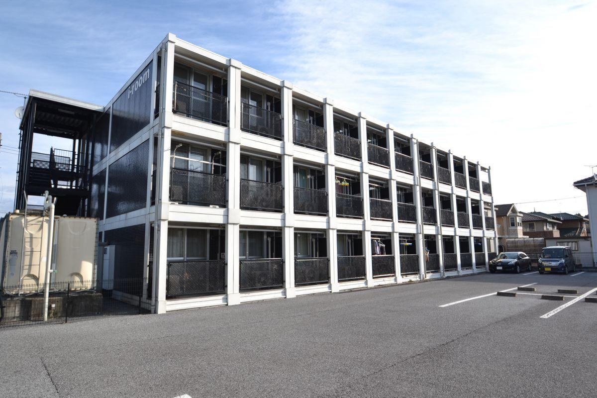 栃木県のウィークリーマンション・マンスリーマンション「アイルーム矢板(マンスリー) 1K」メイン画像
