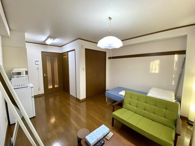 愛媛県のマンスリーマンション「愛媛マンスリー東温市南方Ⅱ」メイン画像