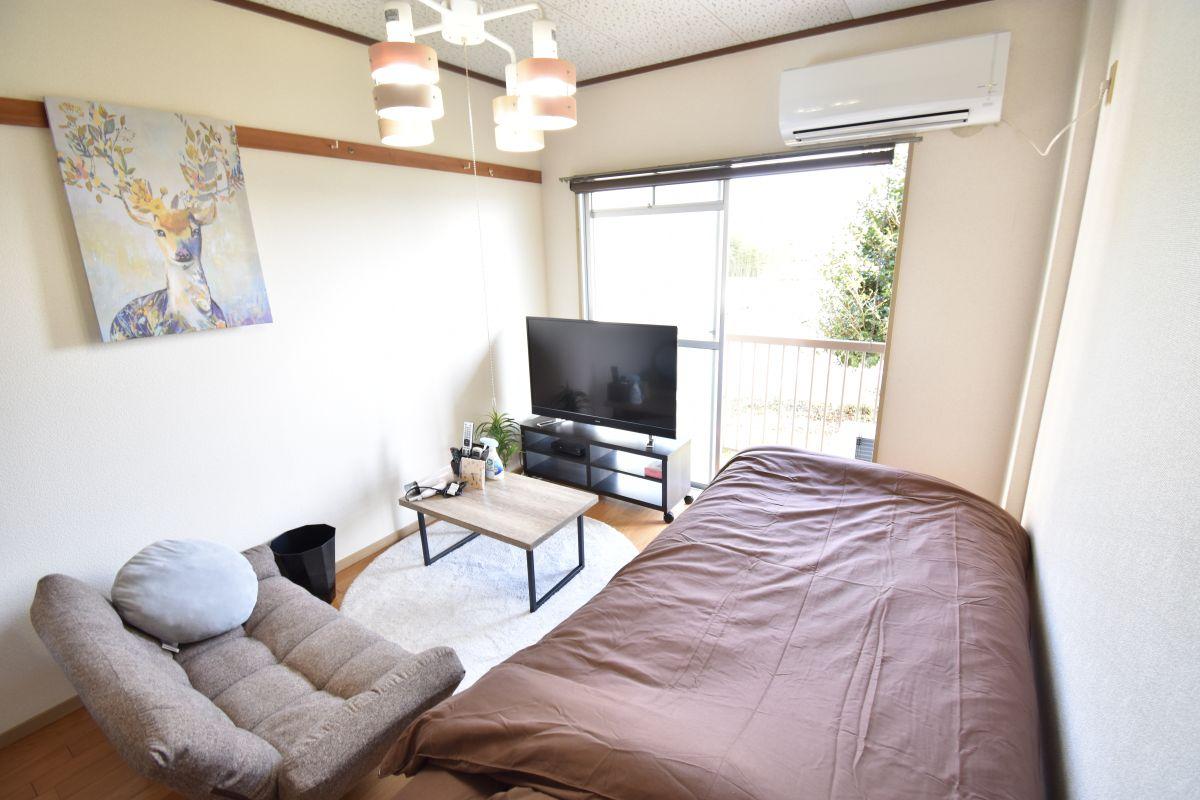 兵庫県の家具付き賃貸「アルファ嬉野」メイン画像