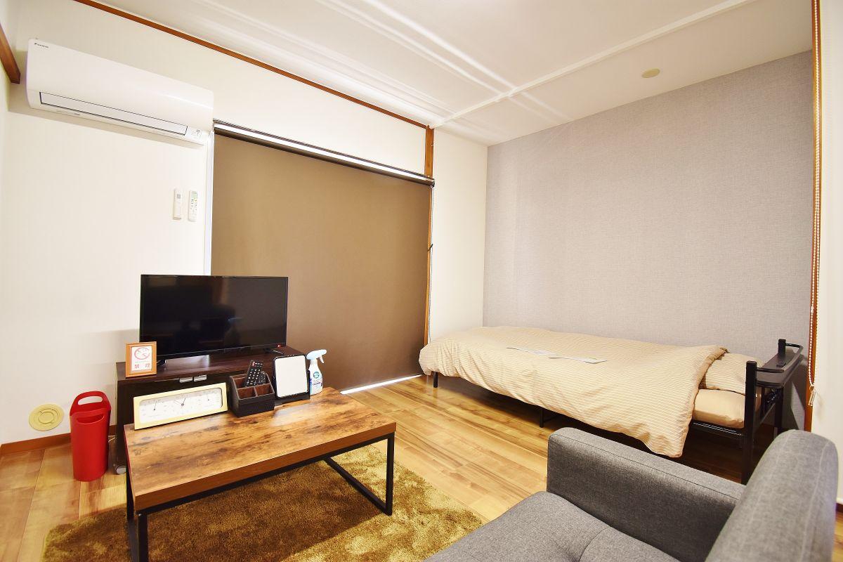 鳥取県鳥取市のウィークリーマンション・マンスリーマンション「Kマンスリー吉成」メイン画像