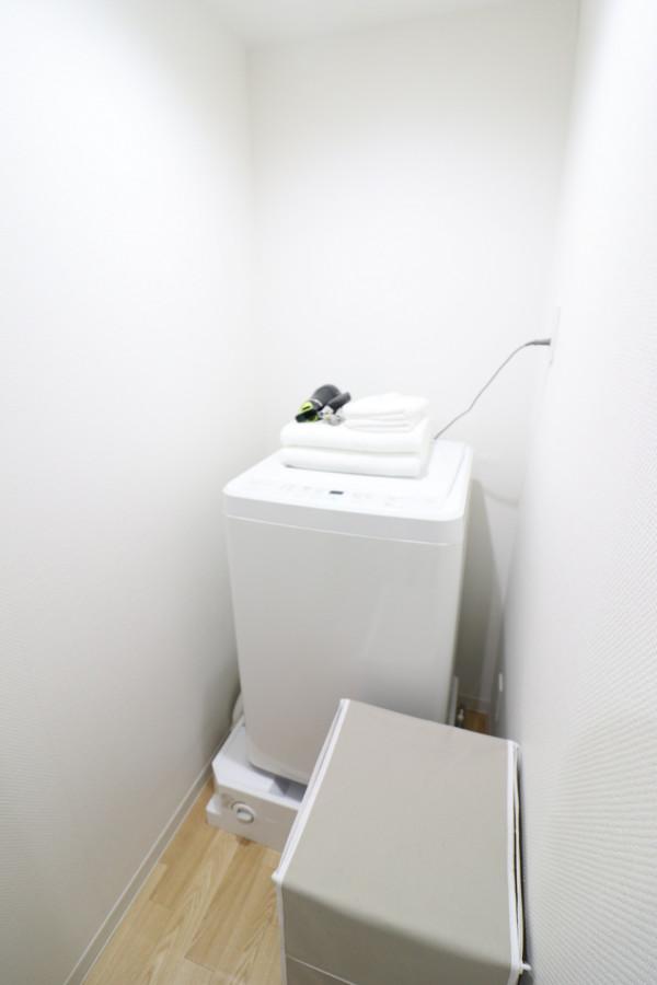 ♦広々洗濯スペース♦