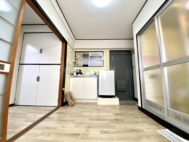 日本全国のウィークリーマンション・マンスリーマンション「愛媛マンスリー松山市緑町 【1K-201】」メイン画像