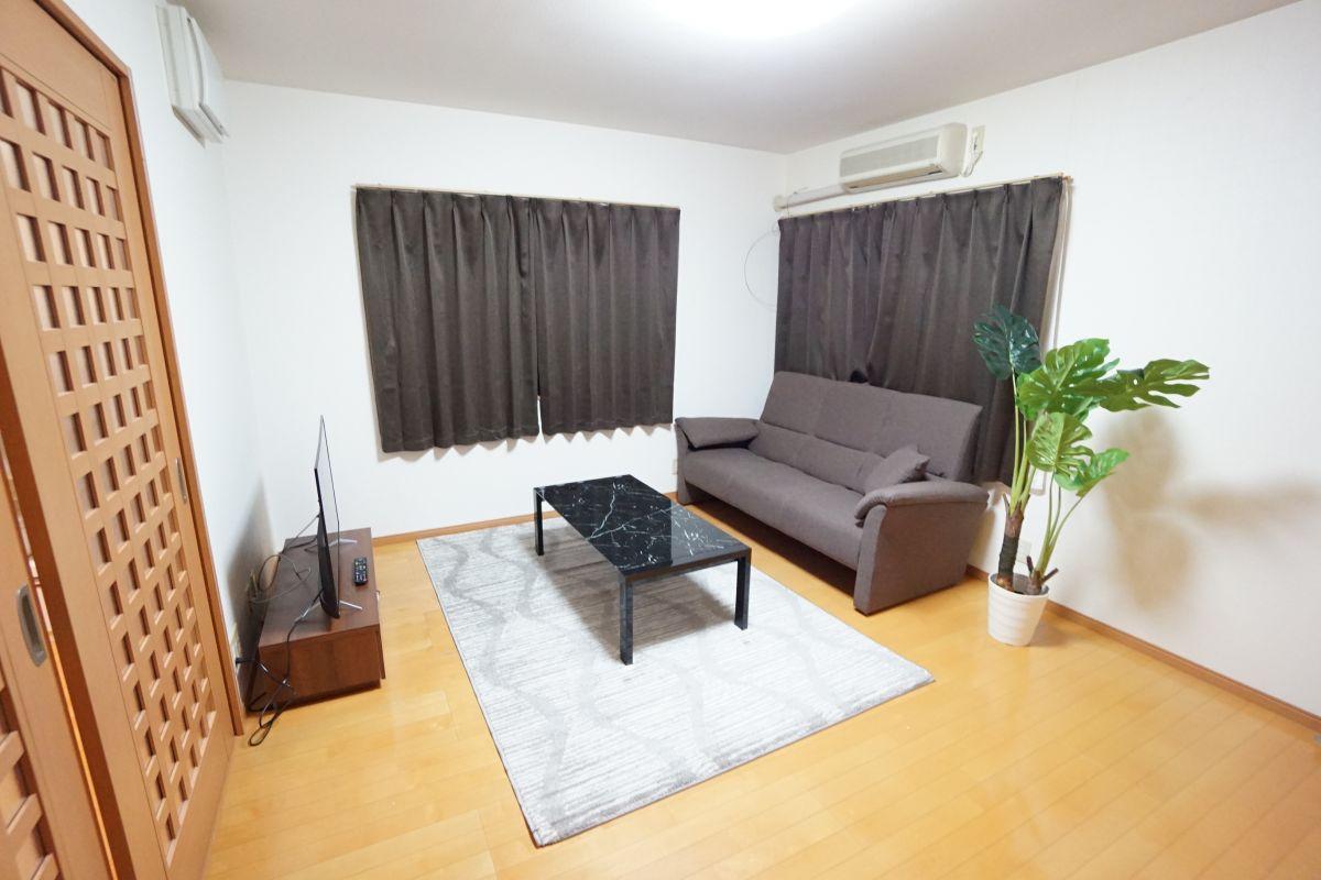 福井県のウィークリーマンション・マンスリーマンション「SWEET HOME 2LDK」メイン画像