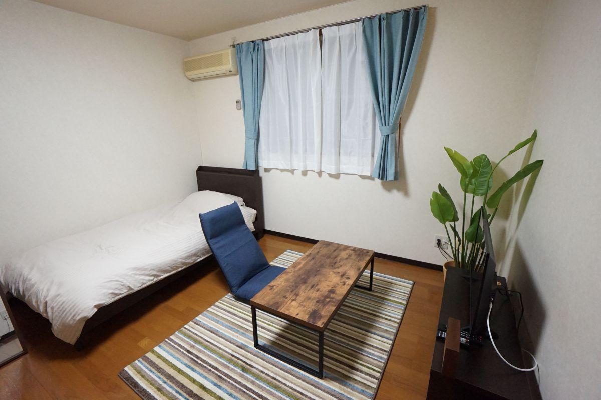 福井県のウィークリーマンション・マンスリーマンション「RBマンスリー福井 コロナ2 1DK」メイン画像