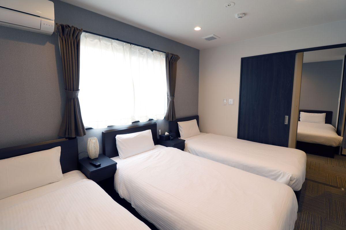 京都のウィークリーマンション・マンスリーマンション「Stay SAKURA 京都 清水八重 typeA」メイン画像