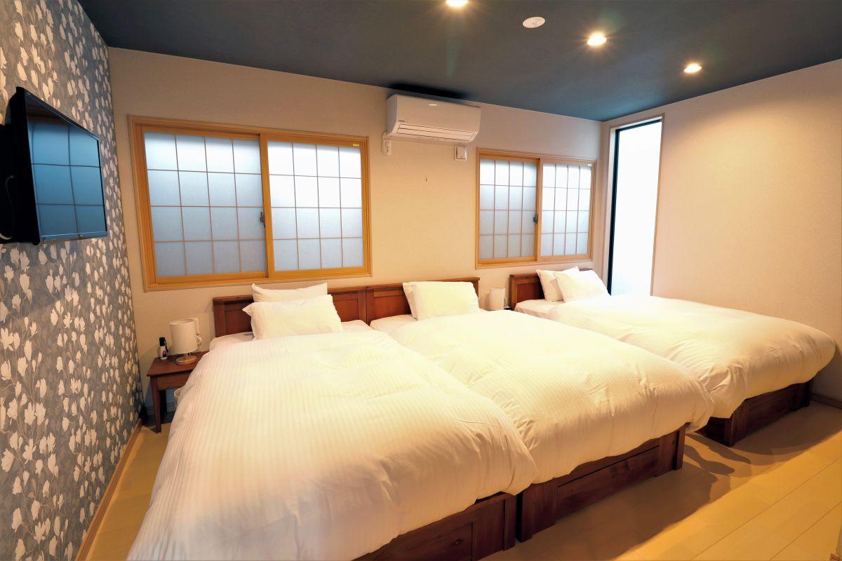 京都のウィークリーマンション・マンスリーマンション「Stay SAKURA 京都 西陣 typeA」メイン画像