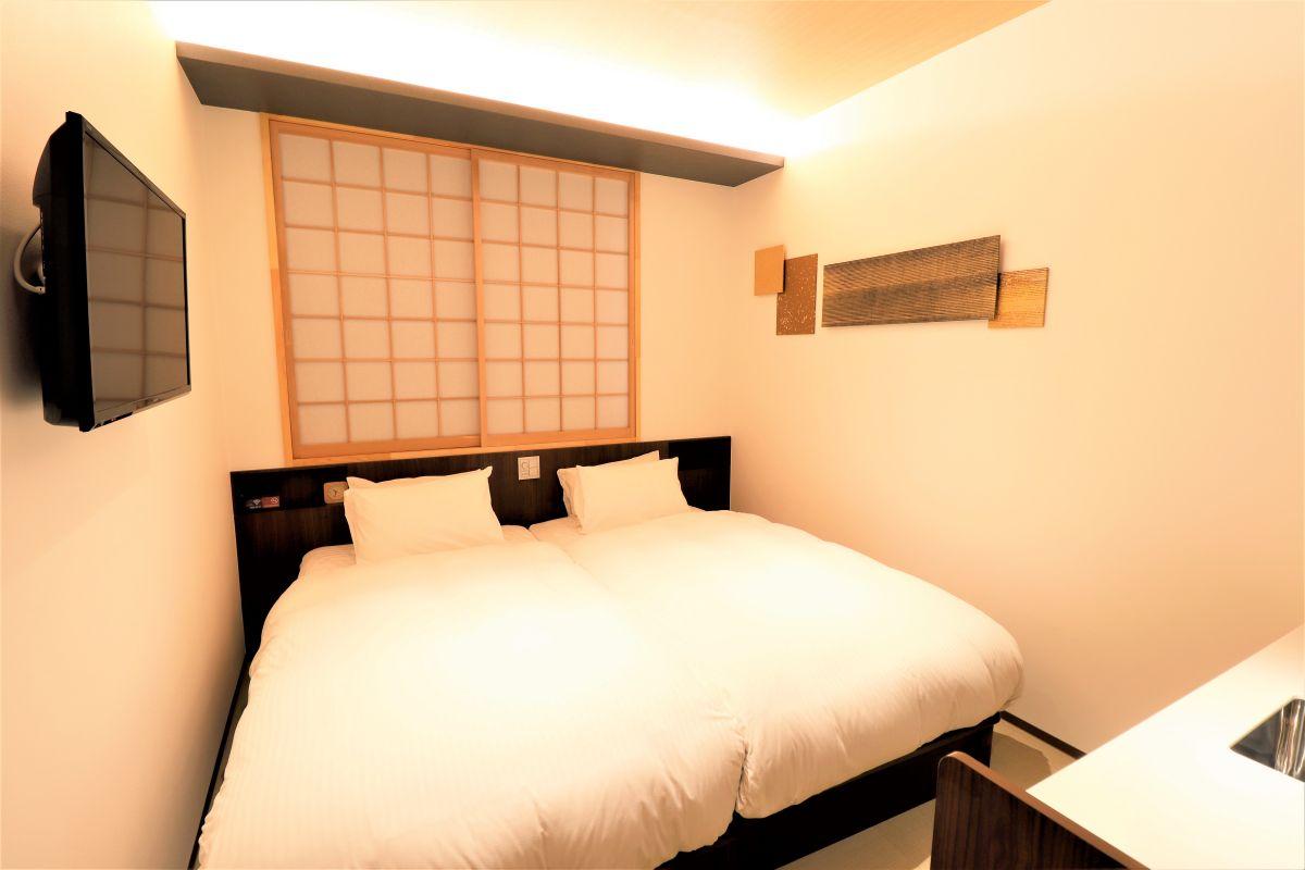 京都のウィークリーマンション・マンスリーマンション「Stay SAKURA 京都 朱雀大路 Type B」メイン画像