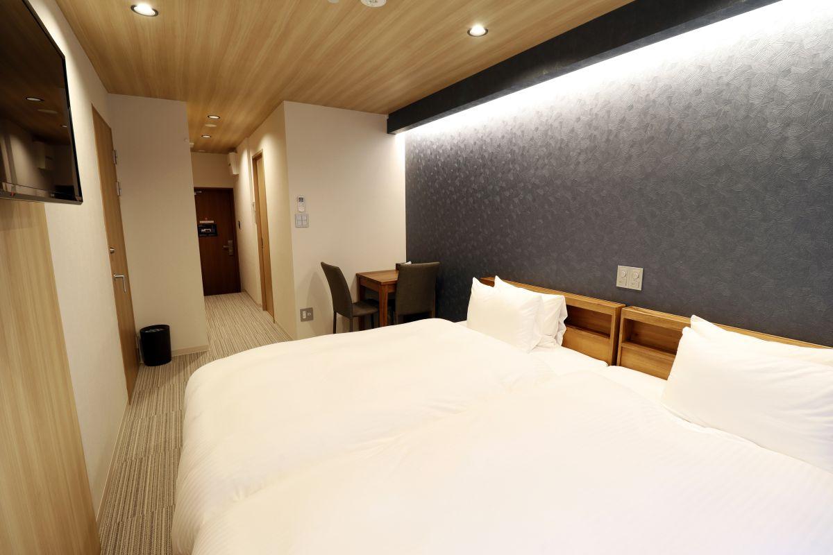 京都のウィークリーマンション・マンスリーマンション「Stay SAKURA 京都 東本願寺Ⅱ typeA」メイン画像