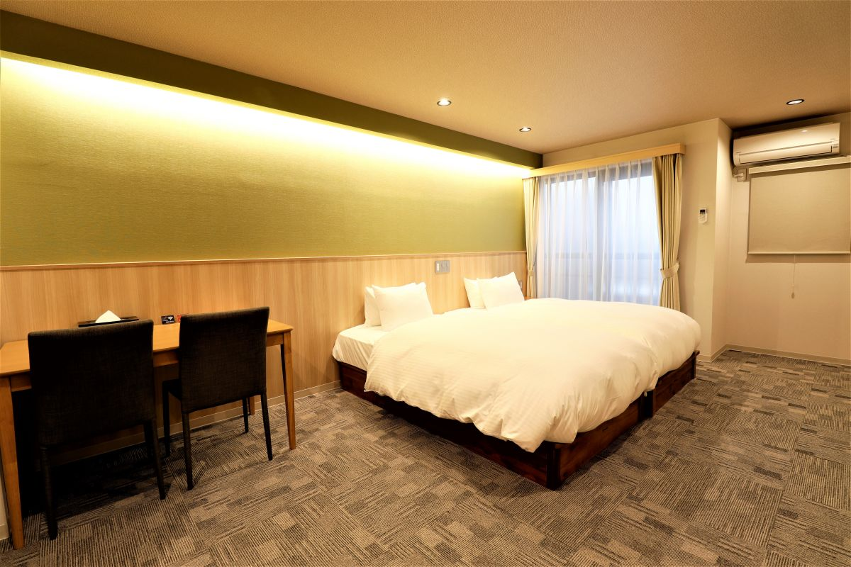 京都のウィークリーマンション・マンスリーマンション「Stay SAKURA 京都 東本願寺Ⅱ typeG」メイン画像