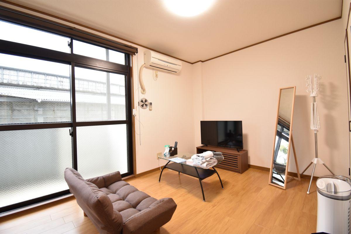兵庫県の家具付き賃貸「カームモリ」メイン画像