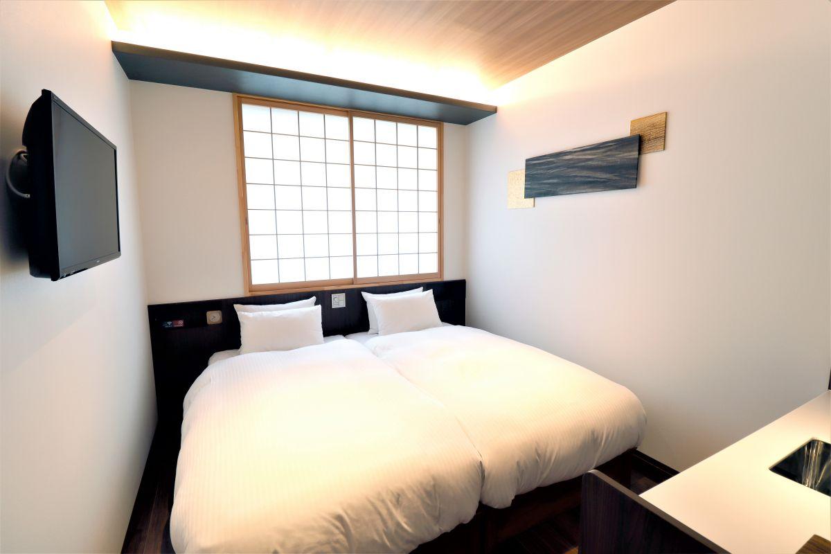 京都のウィークリーマンション・マンスリーマンション「Stay SAKURA 京都 朱雀大路 Type C」メイン画像
