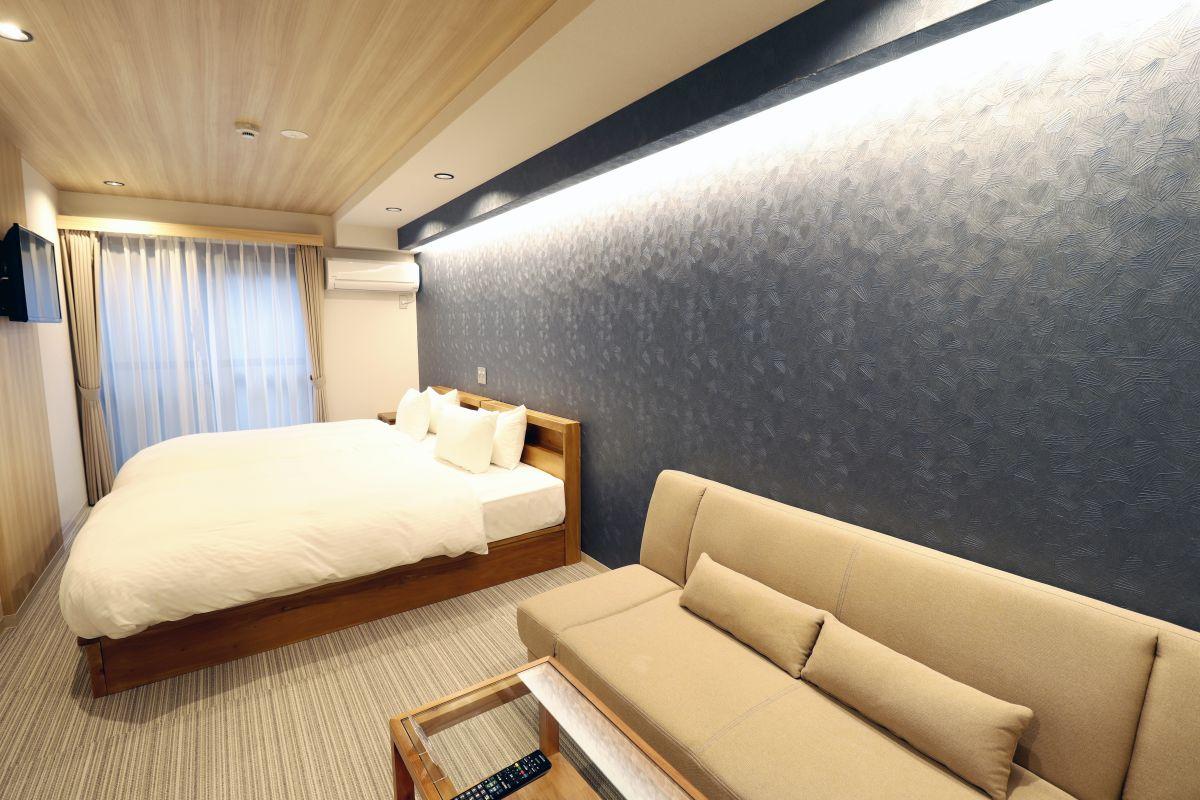 京都のウィークリーマンション・マンスリーマンション「Stay SAKURA 京都 東本願寺Ⅱ typeC」メイン画像