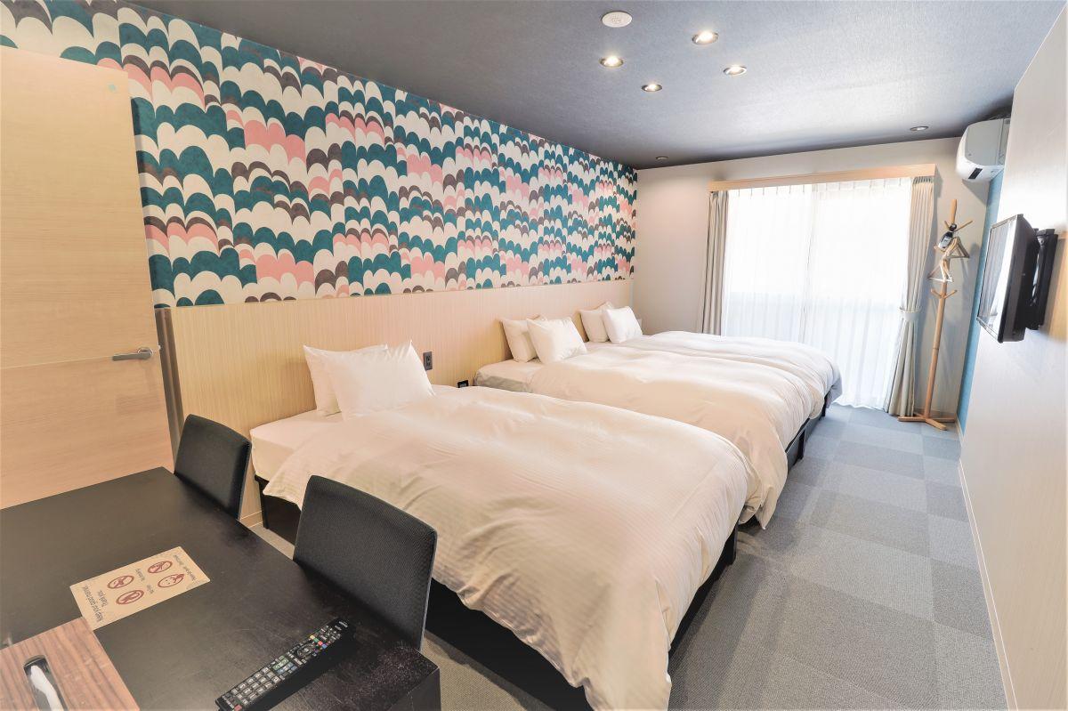 京都のウィークリーマンション・マンスリーマンション「Stay SAKURA 京都 禅 TypeC」メイン画像