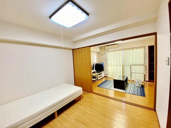 愛知県のウィークリーマンション・マンスリーマンション「HIKURASHI春日井中央通 2Ktype」メイン画像