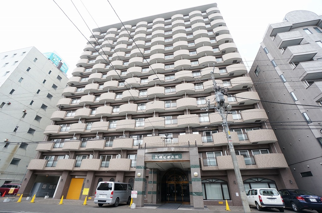 バスセンター前駅(札幌市東西線)のウィークリーマンション・マンスリーマンション「札幌ビオス館 」メイン画像