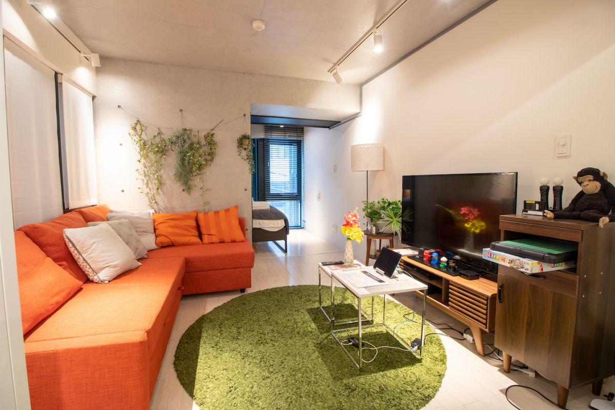 東京都新宿区のウィークリーマンション・マンスリーマンション「classyhouse shinjuku デザイナーズ 2LDK(No.151361)」メイン画像