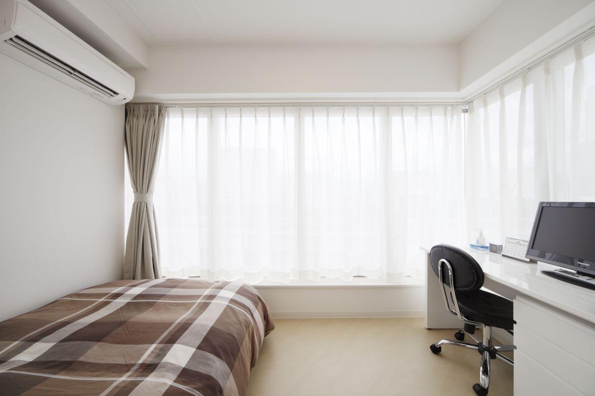 静岡県のウィークリーマンション・マンスリーマンション「マンスリーシズオカ Aタイプ」メイン画像