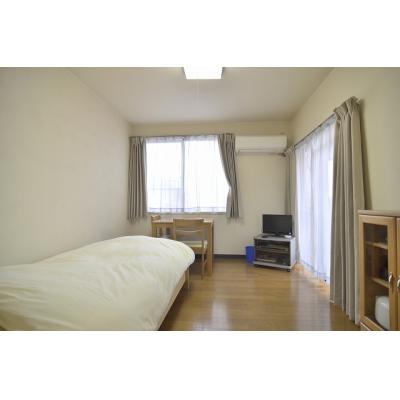 埼玉県のウィークリーマンション・マンスリーマンション「eすまいCASA越谷 1K」メイン画像