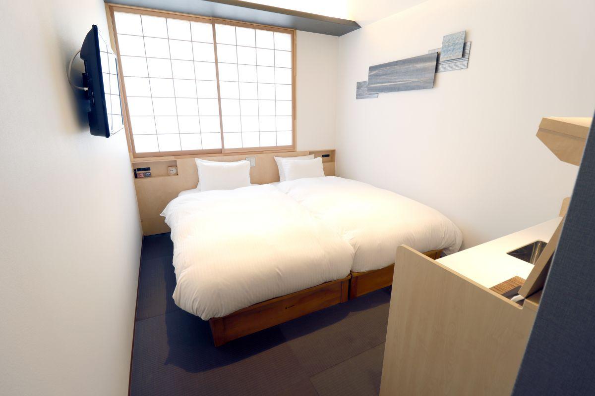 京都のウィークリーマンション・マンスリーマンション「Stay SAKURA 京都 朱雀大路 Type D」メイン画像