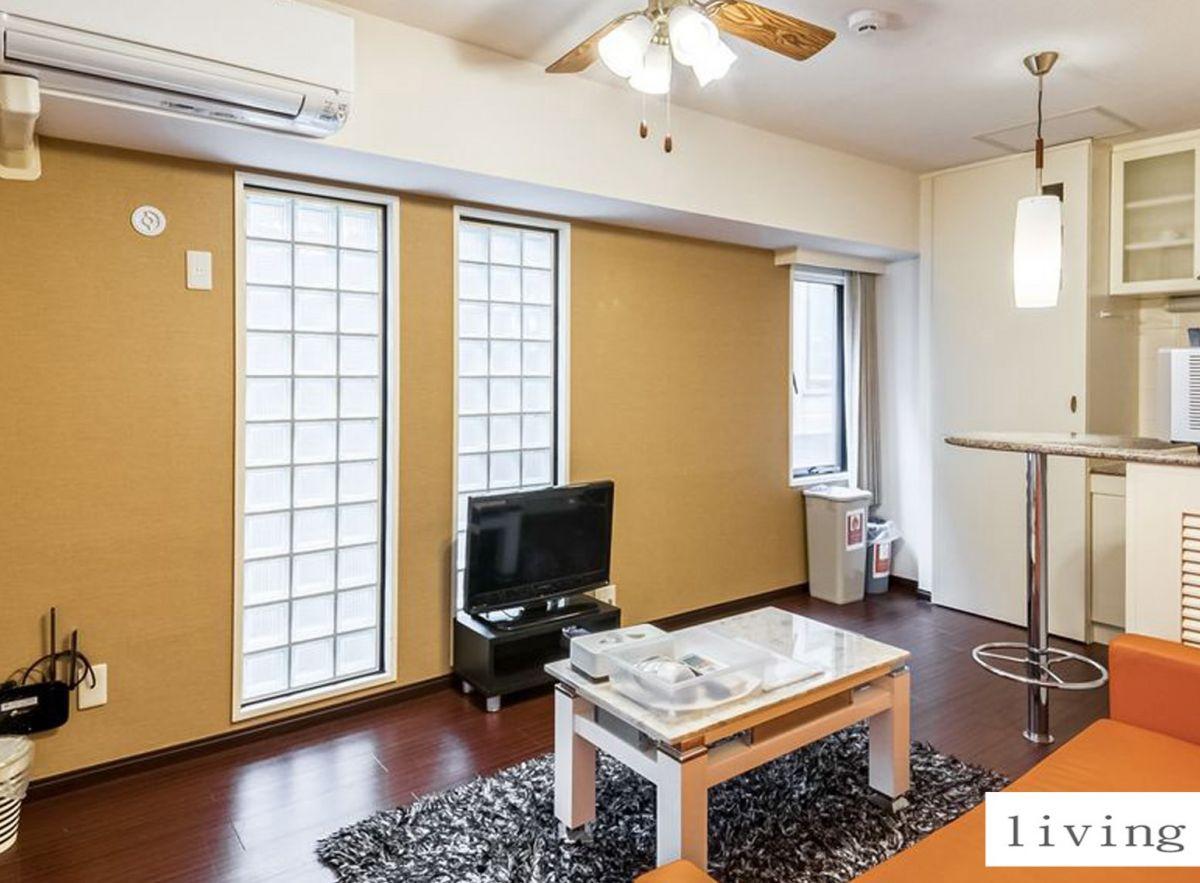北海道のウィークリーマンション・マンスリーマンション「ステータス5.9HOTEL 1R」メイン画像