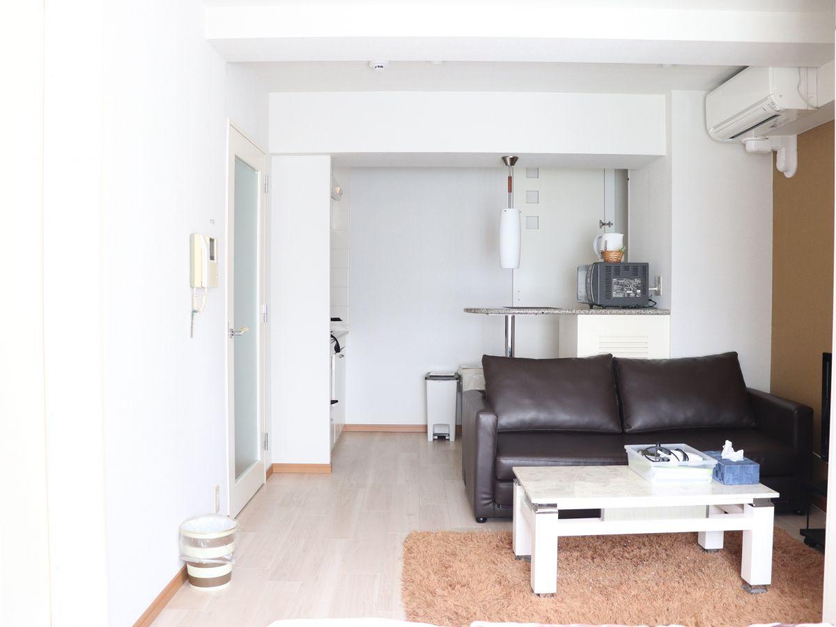 札幌市の家具家電付きマンスリーマンション「ステータス5.9HOTEL 1R(No.151409)」メイン画像
