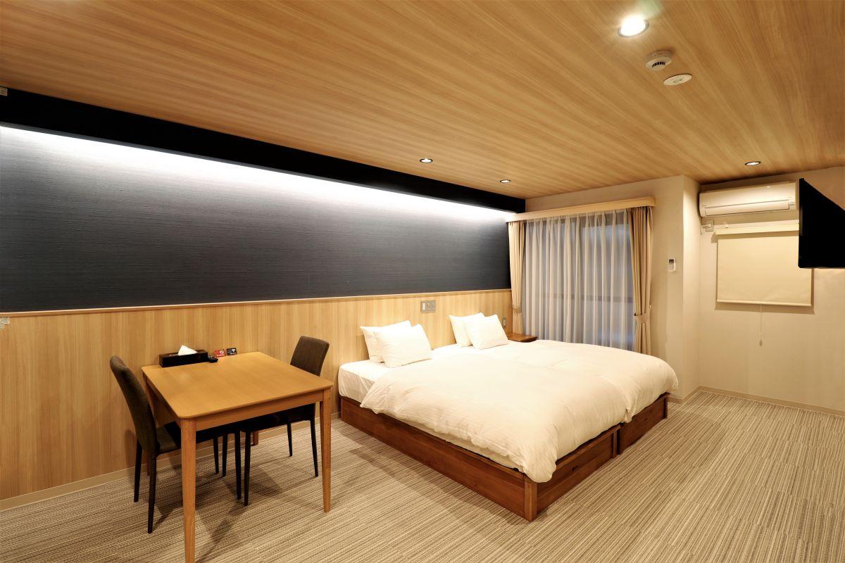 京都のウィークリーマンション・マンスリーマンション「Stay SAKURA 京都 東本願寺Ⅱ typeB」メイン画像