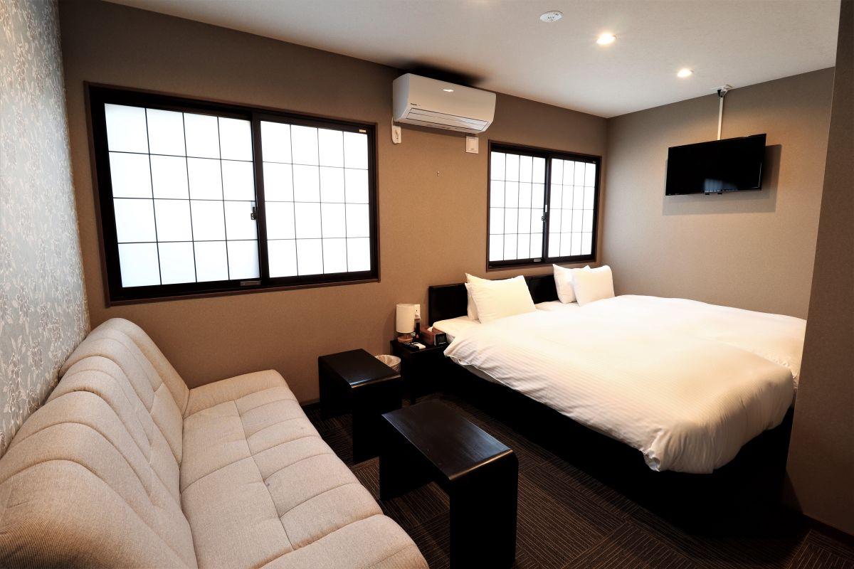 京都のウィークリーマンション・マンスリーマンション「Stay SAKURA 京都 西陣 typeB」メイン画像
