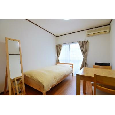 埼玉県のウィークリーマンション・マンスリーマンション「eすまいソフィア谷塚 1R」メイン画像