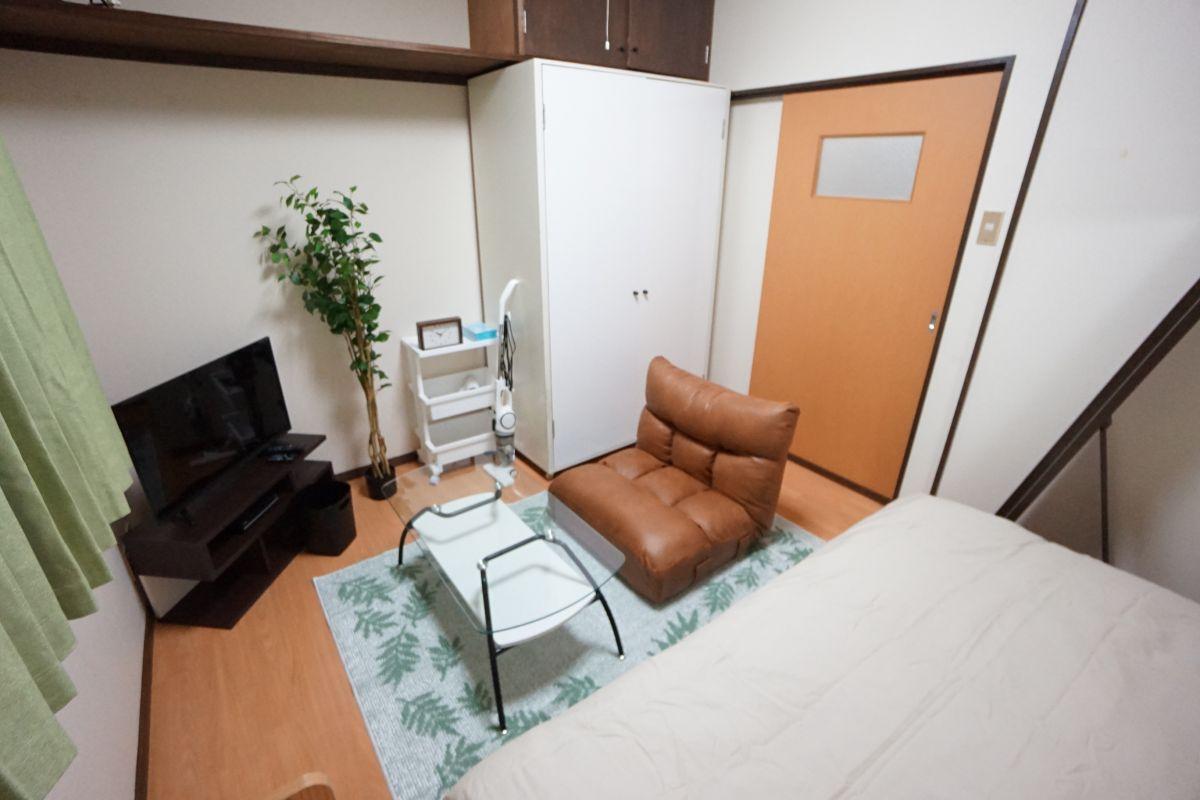 福井県のウィークリーマンション・マンスリーマンション「RBマンスリー福井 あすか 1DK」メイン画像