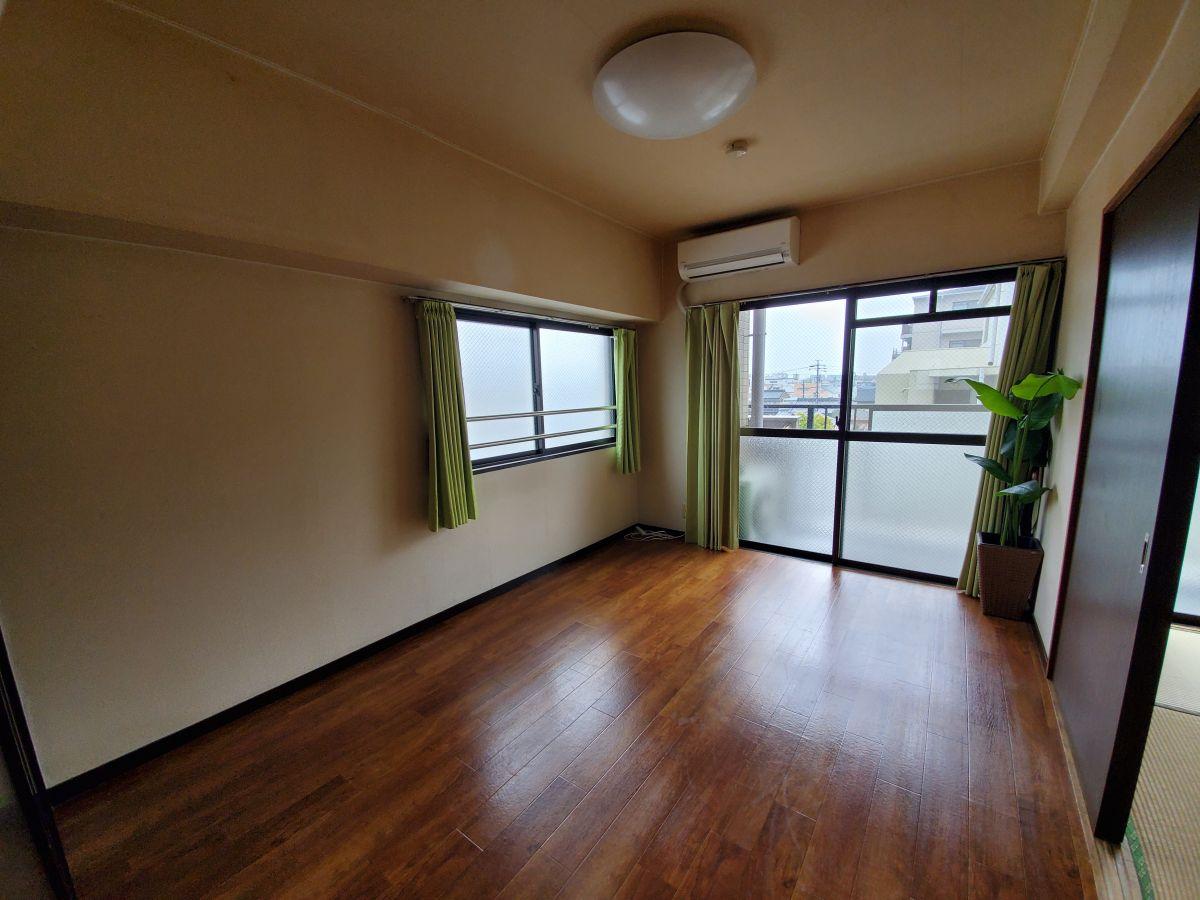 愛知県のウィークリーマンション・マンスリーマンション「HIKURASHI岩塚駅前 A」メイン画像