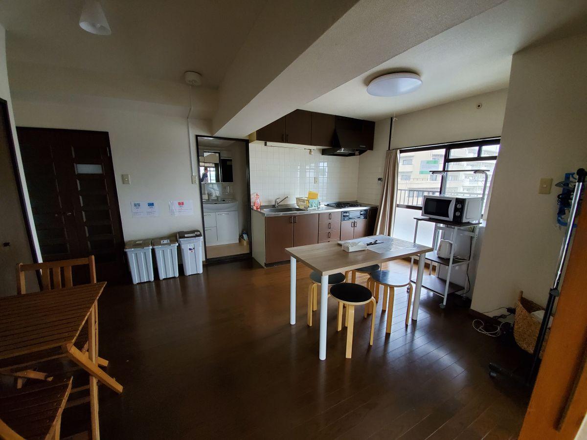 日本全国のウィークリーマンション・マンスリーマンション「HIKURASHI岩塚駅前 C」メイン画像