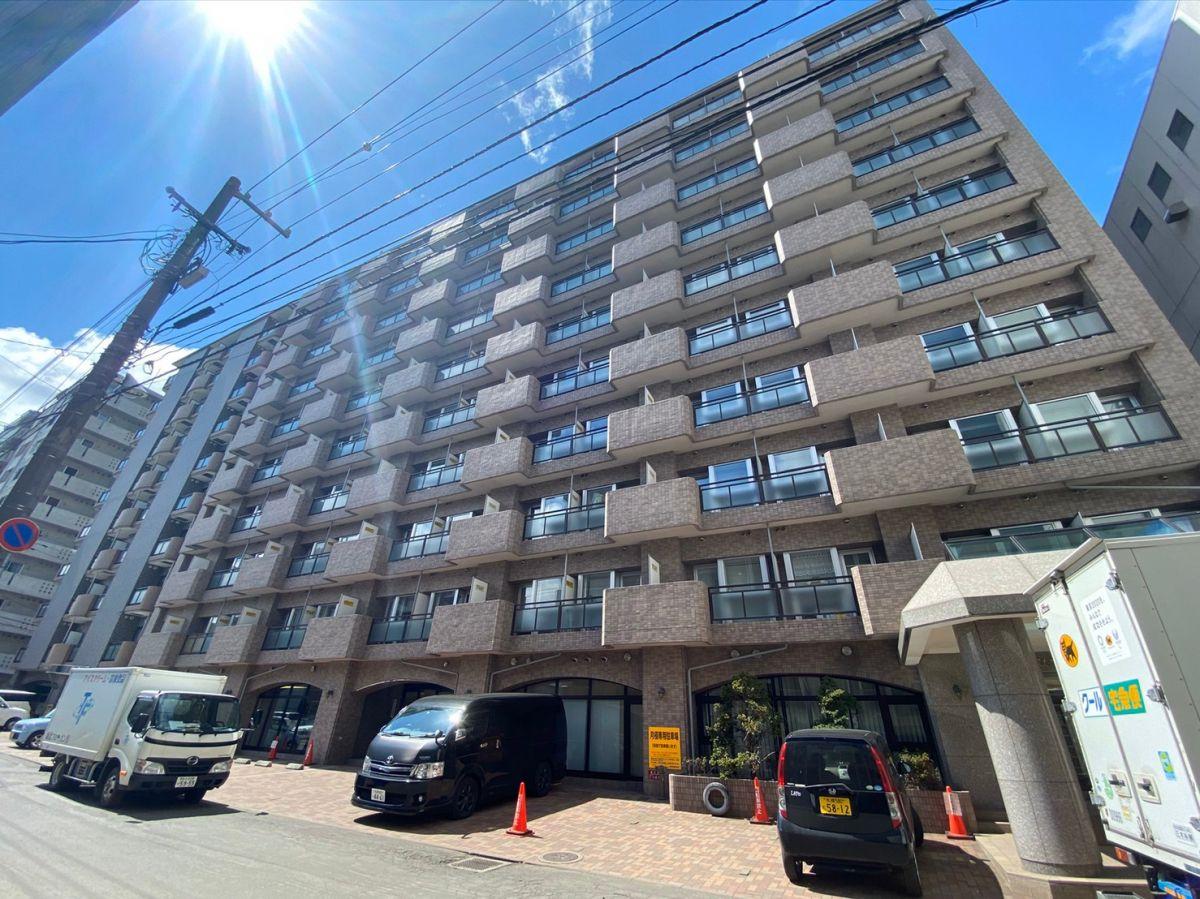 北海道札幌市中央区のウィークリーマンション・マンスリーマンション「サンシャイン・シティー21 」メイン画像